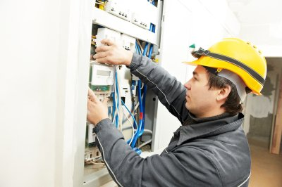 electrician - wire